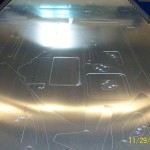 Gesneden Aluminium