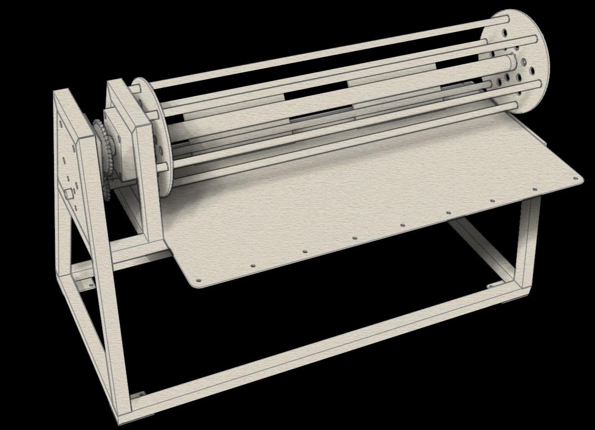 3D Wikkelmachine