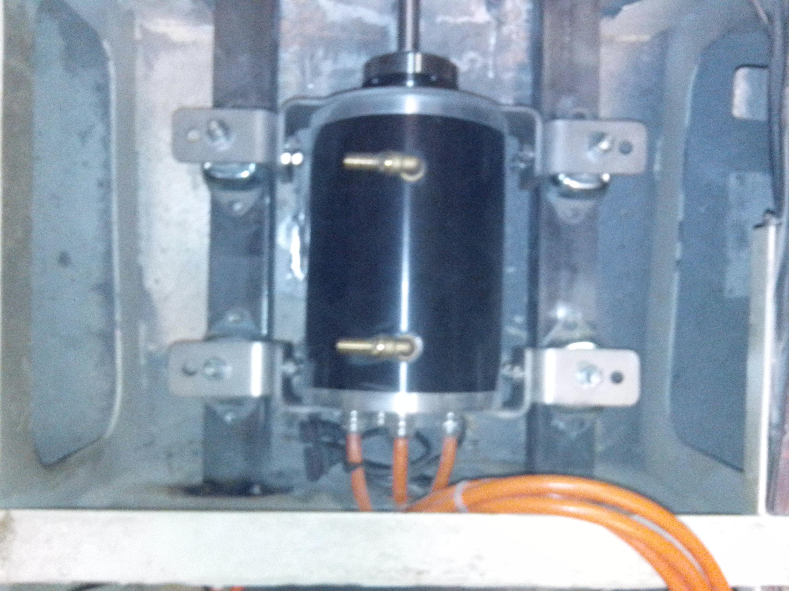 Inbouw 4 Kw Motor