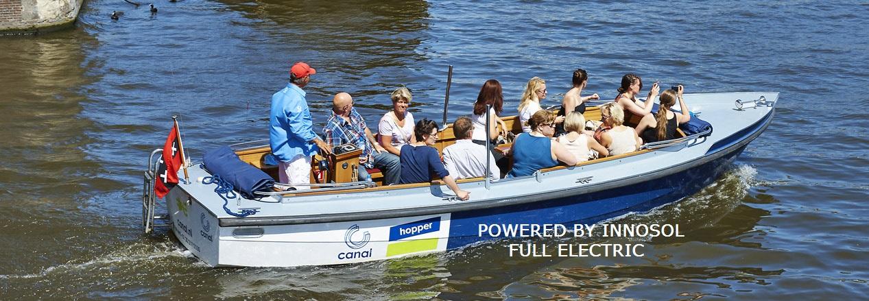 Canal Hopper Amsterdam